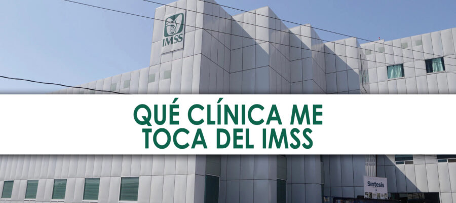 Clinicas del IMSS