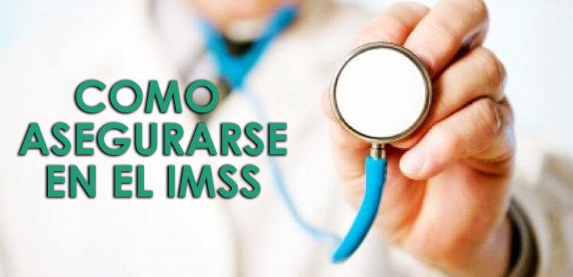 Como asegurarse en el IMSS