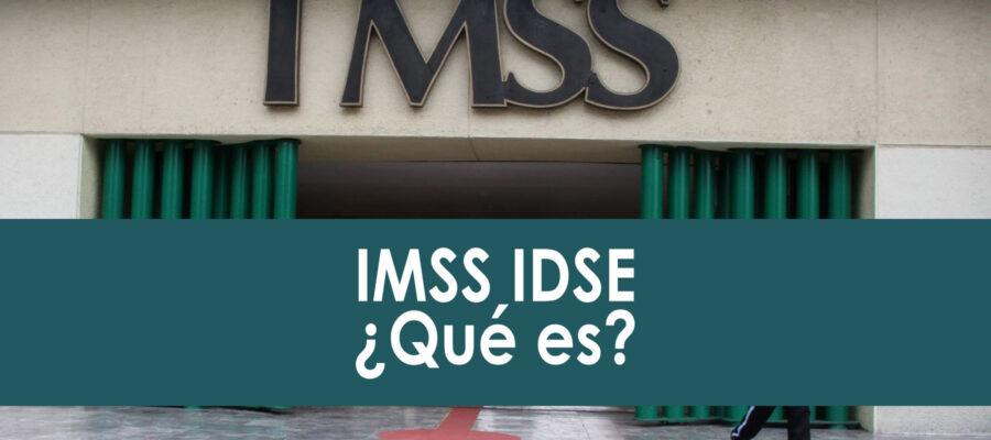 IMSS IDSE