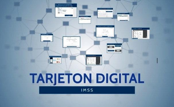 Tarjeton Digital IMSS